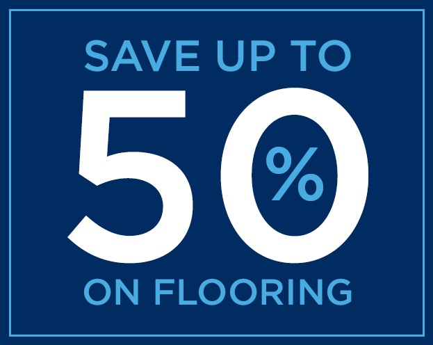 Kick Off Your Summer With Up To 50% Off New Flooring!